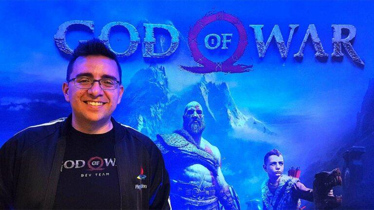 ¿Cómo diseñaron God of War (2018)? el director de animación nos dice