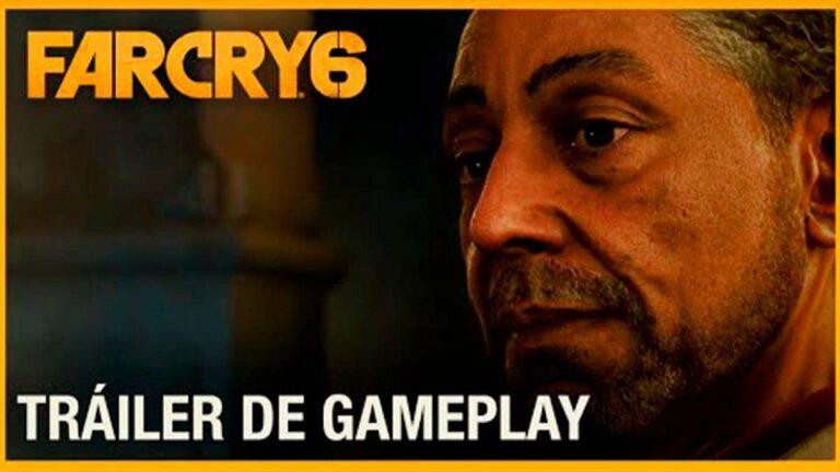 Far Cry 6 muestra un nuevo tráiler con gameplay