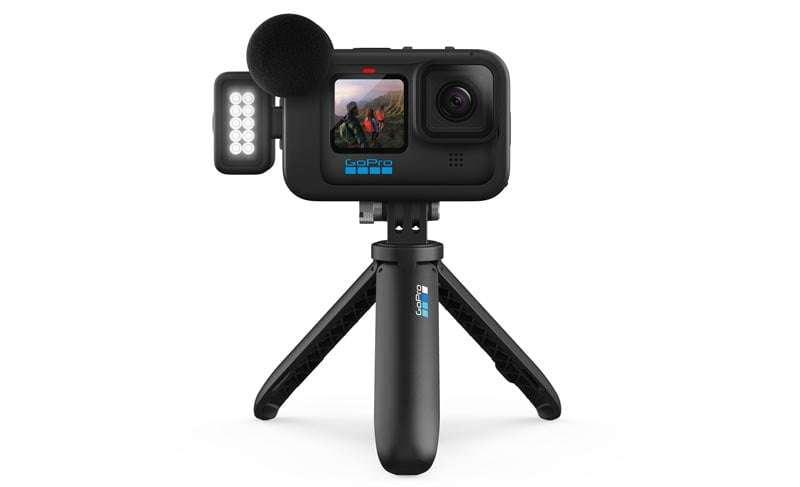 GoPro Hero 10 Black con accesorios
