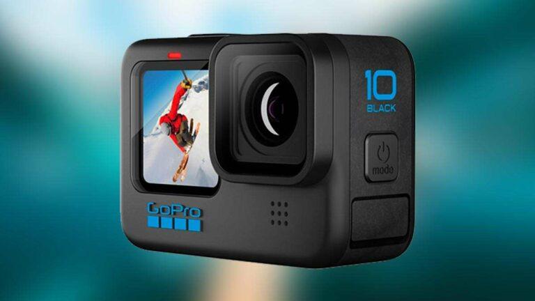 GoPro lanza en México la HERO 10 Black: Gran resolución, grandes promociones | precio y disponibilidad