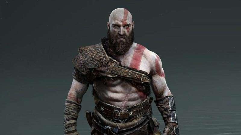 Kratos, God of War 2018