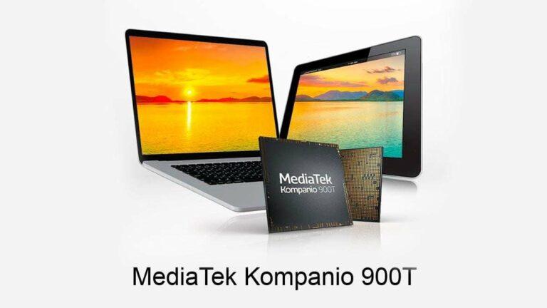 Kompanio 900T el nuevo chipset de MediaTek: La solución para el cómputo móvil