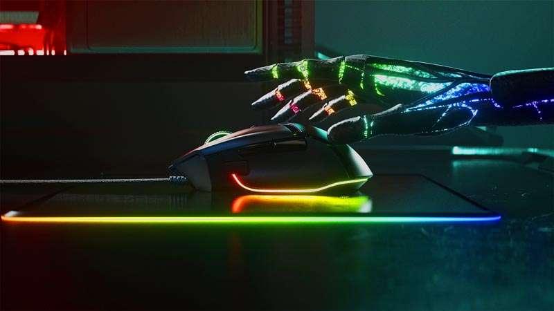 Razer Basilisk V3, configuración RGB