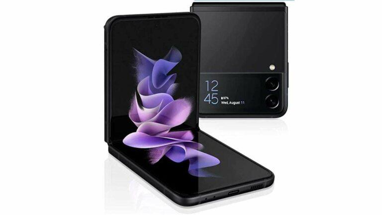 Samsung Galaxy Z Flip 3 5G llega a México