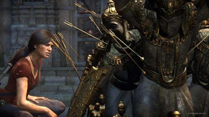 En Uncharted: El legado perdido, Chole