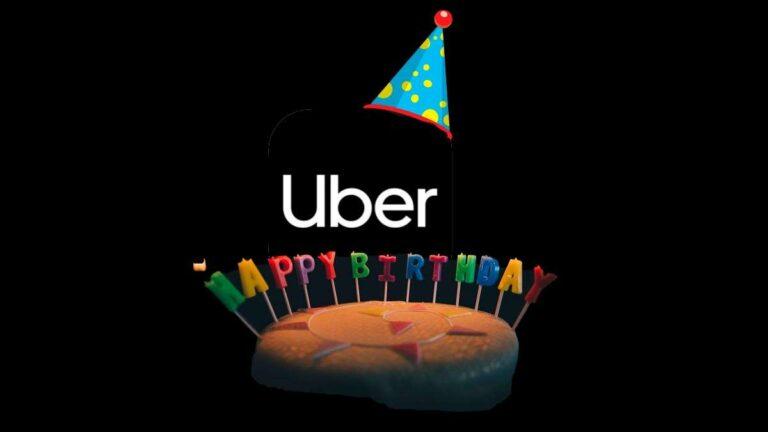 Uber celebra 8 años en México