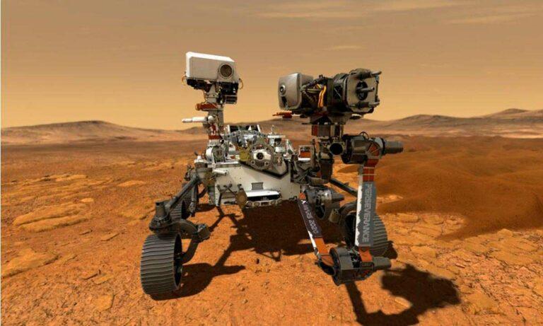 Las primeras muestras del Rover Perseverance revelan posibilidad de vida microbiana en Marte